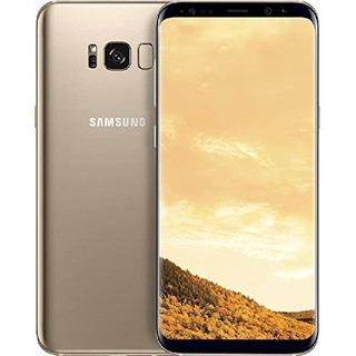 "Samsung Galaxy S8 + (64 Gb) G955fd 6.2 ""dual Sim Gsm D"