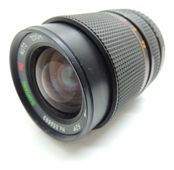Lente Samyang Mc Auto Zoom 1:3.5-4.5 F=35-70mm (52) N.552693