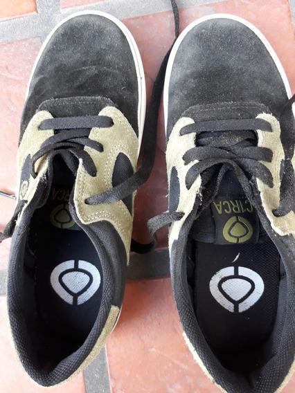 Zapatillas Usadas Originales Circa Numero 37 Ar