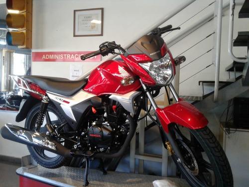 Honda Glh 150 Injeccion Ahora 12 Y 18 0km Centro Motos