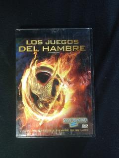 Pelicula Los Juegos Del Hambre Dvd Hd