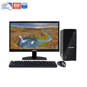 Computador Positivo Stilo Ds3210 Celeron J1800 4gb Hd 500gb