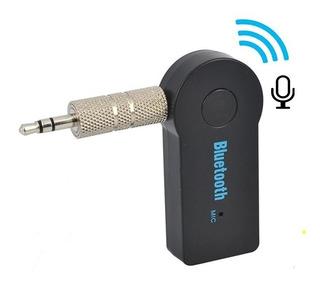 Adaptador Receptor Bluetooth Som Carro Automotivo Stereo P2