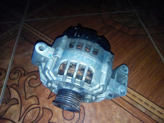 Alternador Ford Fiesta Max Move Power Original Valeo