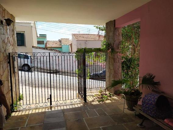 Ótima Casa Comercial E Residencial No Centro Da Cidade - Ca1266