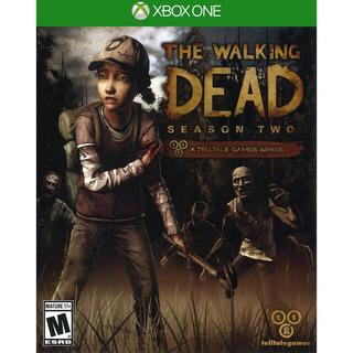 The Walking Dead Season 2 - Xbox One - N Codigo Offline