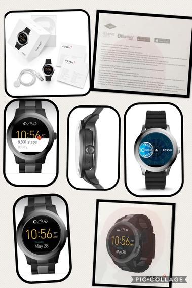 Relógio Fossil Founder Touchscreen