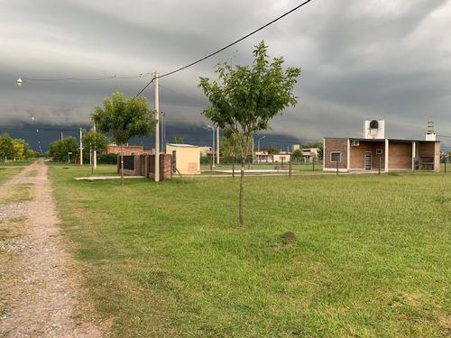 Terreno En Barrio Residencial Abierto Punta Chacra
