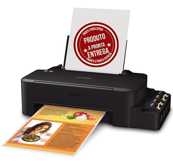 Impressora Epson Ecotank L120 Bulk Original Pronta Entrega