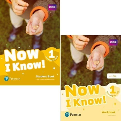 Now I Know 1 - Learning To Read - Student´s And Workbook