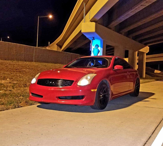 Infiniti G37 3.7 Coupe Mt 2012