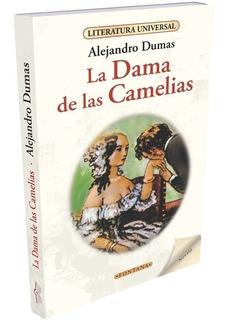 Libro. La Dama De Las Camelias. Alejandro Dumas. Fontana.