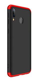 Funda 360 Luxury Samsung A30 A50 A70 3 En 1 + Envio