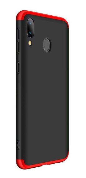 Funda 360 Luxury Samsung A20 A30 A50 A70 3 En 1 + Cuotas