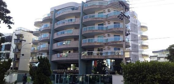 Apartamento Para Venda Em Cabo Frio, Braga, 2 Dormitórios, 1 Suíte, 2 Banheiros, 2 Vagas - Ap 114