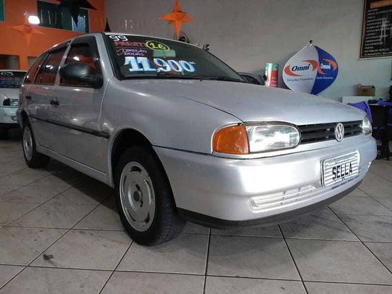 Volkswagen Parati Cl 1.6 Mi 4p 1999