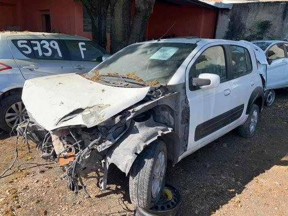 Fiat Uno 2014 Para Reparar