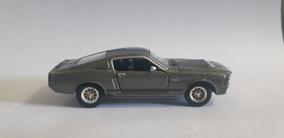 Mustang Shelby 1967 Eleanor 60 Segundos Greenlight - 1/64