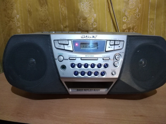 Minicomponente Radio Sony