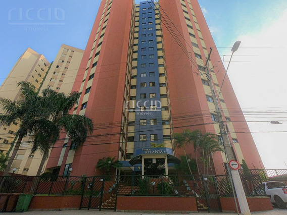 Apartamento 106 M² Andar Alto No Edifício Atlanta Jardim Aquarius - Ap1995