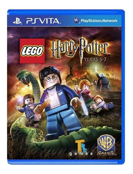 Lego Harry Potter Years 5-7 - Ps Vita - Original
