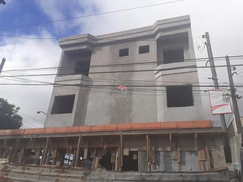 Sobrado À Venda, 3 Quartos, 1 Suíte, 4 Vagas, Alto De Santo André - Santo André/sp - 98817