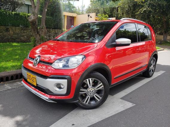 Volkswagen Cross Up! Mt A/a D/a 1.0cc