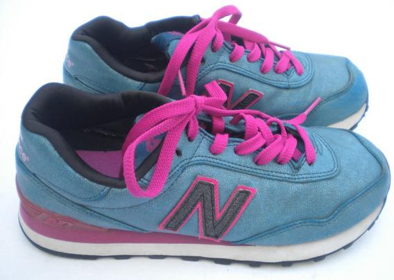Zapatillas New Balance Wl515 Dama Importadas Originales