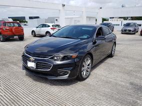 Chevrolet Malibú Premier 2.0t 2017 Negro