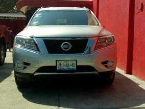 Nissan Pathfinder 3.5 Sense Mt
