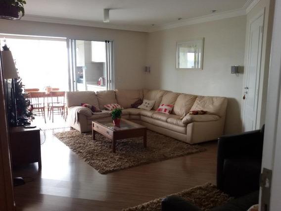 Apartamento Em Mooca, São Paulo/sp De 125m² 4 Quartos À Venda Por R$ 1.080.000,00 - Ap236414