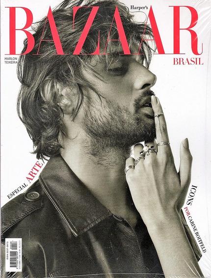 Harpers Bazaar Brasil Nº 088 - Marlon Teixeira