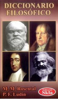 Diccionario Filosofico Escolar