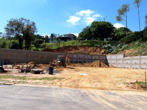 Terreno À Venda, 369 M² - Condomínio Reserva Do Itamaracá - Valinhos/sp - Te2572