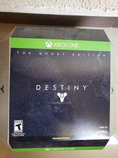 Destiny Ghost Edition Xbox One Nuevo (en D3 Gamers)