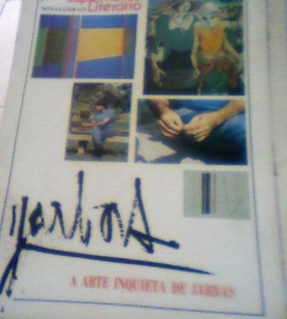Suplemento Literário - Minas Gerais- Jarbas - 02-07-1988