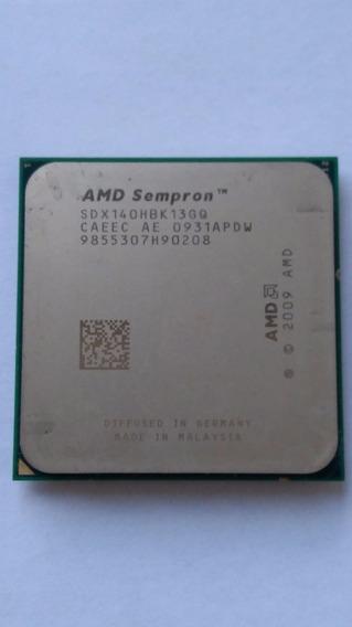 Processador Amd Sempron 140 2.7ghz Am2 Am3   Sdx140hbk13gq