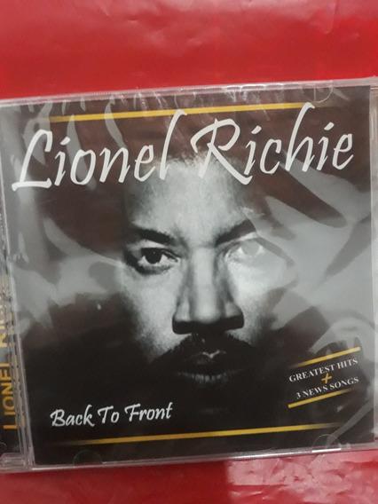 Cd Novo, Lionel Richie