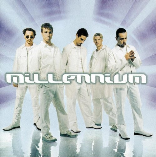 Cd : Backstreet Boys - Millennium (cd)