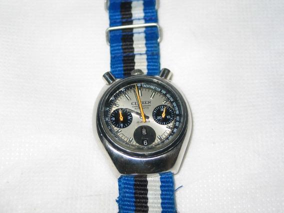 Relógio Citizen Chifrudinho Bullhead Automático Raro 1973