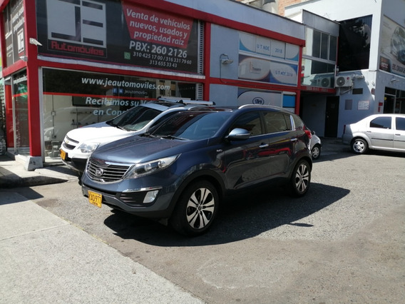 Kia New Sportage 2.5 Ex At 4x4 2013 Perfecto Estado