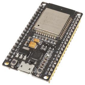 Kit Esp32 + Rele + Fonte P/ Protoboard (automação - Iot)