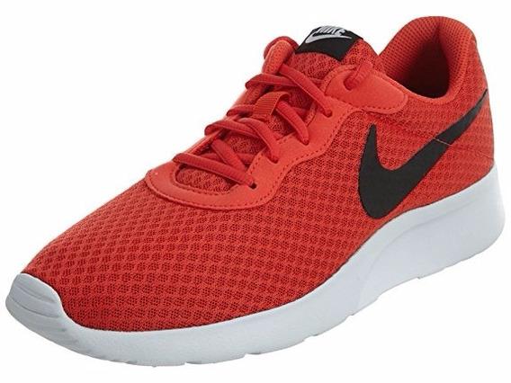 Tenis Nike Tanjun Running Sneaker Naranja 8 Us