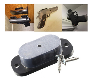Porta Pistola Tactico Iman Magneto Militares Policias