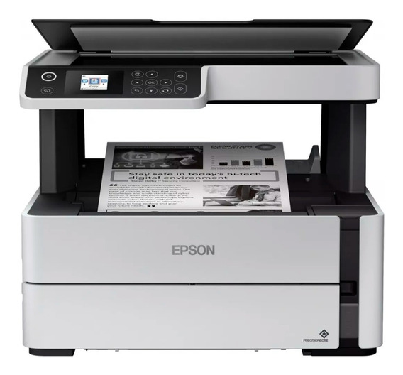 Impresora Multifuncional Epson M2170 Ecotank Inalambrica