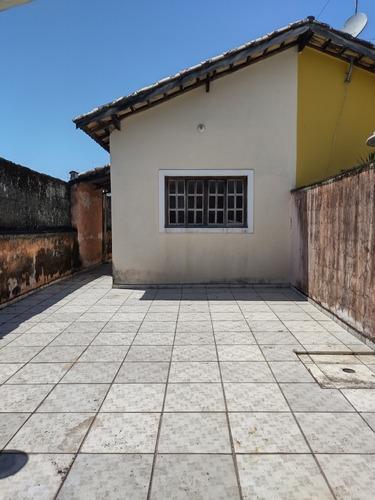 Imagem 1 de 10 de Casa A Venda Na Praia - Aceita Financiamento - Fgts