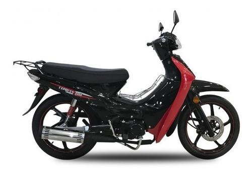 Motocicleta Motorrad Express 100 Nueva