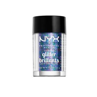 Polvo Glitter Para Rostro Cuerpo Tonalidades Brillantes Nyx