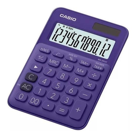 Calculadora Casio Ms-20 Nc