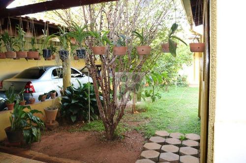 Imagem 1 de 30 de Casa Com 3 Dormitórios Com Suíte À Venda, 178 M² Por R$ 325.000 - Parque São Sebastião - Ribeirão Preto/sp - Ca0636